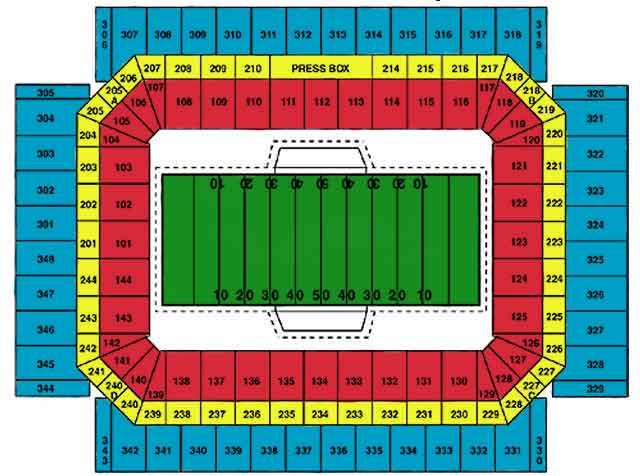 Alamodome Seating Chart Awesome Home
